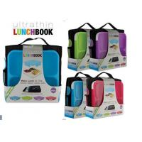 FBT121602 for wholesales ultrathin lunch box with 3 divided box cooler box optional Manufactures
