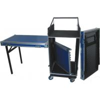 16U Standard Rack Flight Case With multifunctional Stand Manufactures