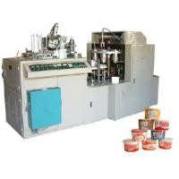 Buy cheap Double PE Coated Paper Bowl Machine from wholesalers