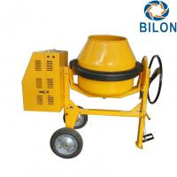China 2.2kw 260L Portable Concrete Mixer Truck  / Cement Mixer Machine on sale