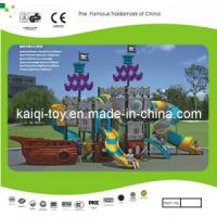 2012 Latest Pirate Ship Series Outdoor Playground Equipment (KQ10130A) Manufactures