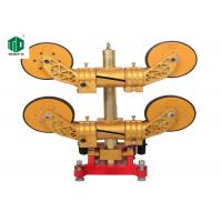 Magnesium Alloy Diamond Wire Saw Pulleys Guide Pulley Frame With 360 Degree Rotation Capacity