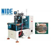 Automatic motor Stator coil Lacing Machine ( Stator Coil Lacer ) With PLC Control Manufactures