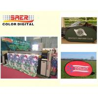 China Automatic Direct Dye Sublimation Printer / Fabric Plotter /Banner Printing Machine 1800 DPI on sale