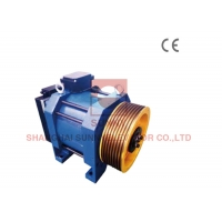 China IP41 2.0m/S Elevator Gearless Traction Machine on sale