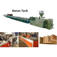 Good Performance ABS Plastic Profile Production Line EASY TO USE Manufactures