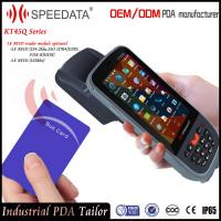 Hand held LF RFID Reader Writer with 125Khz Modules and Symbol Barcode Scanner Manufactures