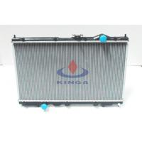 Aluminum Auto Parts Mitsubishi Radiator / Vehicle radiator 16mm Thickness Manufactures