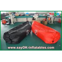 Buy cheap Indoor / Outdoor Hangout Inflatable Beach Air Sleeping Bag Sofa Commercial Grade from wholesalers