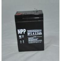Gel Battery NP6-4Ah Manufactures