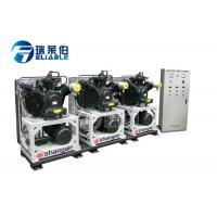 580 Kg Industrial Air Compressor 10 Micron Precision Independent Valve Seat Manufactures