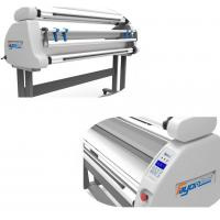 Roll To Roll Cold Laminating Machine 1600 mm 63 Inch For PVC Card / aluminum FY1600DA Manufactures