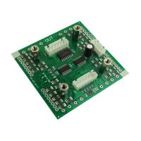 OEM Audio Power Amplifier PCBA Circuit Board / Amplifier Circuit Board Manufactures