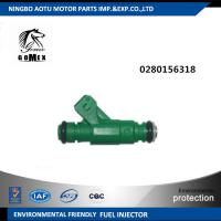 High Performance Peugeot 206 Nissan Z24 Auto Fuel Injector 0280156318 Manufactures