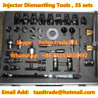 Injector Dismantling Tools 35 sets , Injector Removal Tools , Disassembling Tool  35 piece Manufactures