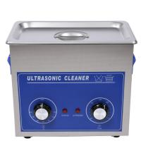 PS Series Compact Mechanical Ultrasonic Cleaner With Knob , Simple Operation Function Manufactures