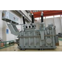 Low Noise Three Winding Transformer , Copper Electric Power Transformer 20MVA Manufactures