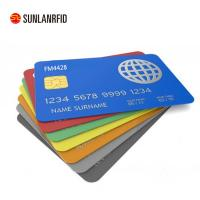 Low Cost Smart contact cards 2015 Company door Access control RFID Card Manufactures
