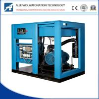 Twin Screw Air Compressor Electric Mute Stationary Industrial Rotary Manufactures
