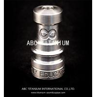 wholesale nail supplies universal domeless titanium nail with GR2 14mm/18mm Manufactures