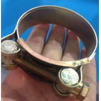 strong stainless steel hose clamps Manufactures