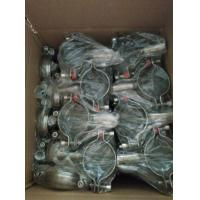 """Quality 1/2"""" - 12"""" Forged Sanitary Stainless Steel Pipe Holder with Tube SS201 SS304 for sale"""