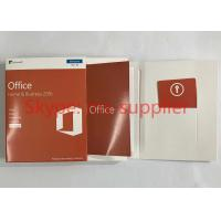 China Genuine Microsoft Office Home And Business 2016 Key Card 64 Bit For Mac Factory Price 100% Online Activation on sale