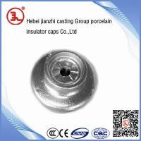 malleable iron top and bottom for post insulators Manufactures