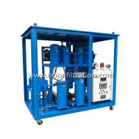 Professional Oil Cleaning machine, Used lube oil purifier equipment, dehydration, impurity elimination, color viscosity Manufactures