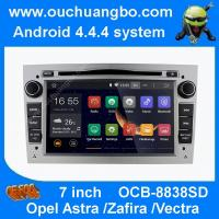 Ouchuangbo android 4.4 Opel Astra  Zafira sliver colour capacitive canbus 3G WIFI free map Manufactures