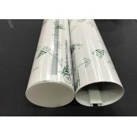 Quality Decorative Aluminum Round Tube Suspending Metal Ceiling in building for sale