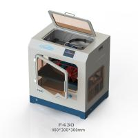Industrial CreatBot 3d Printer PEEK Multifunction 3d Printer F430 For 3d Model Printing Manufactures