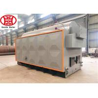 500kg 1000kg steam output DZH horizontal biomass or coal- fired steam boiler for textile industry Manufactures
