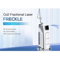 Fractional Co2 Laser Stretch Marks Removal Machine / Skin Resurfacing Machine Manufactures