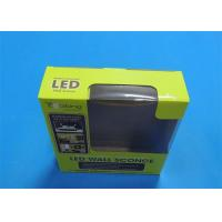 Glossy Paper Led Light Packaging Boxes With Custom Logo Perfect Binding Manufactures