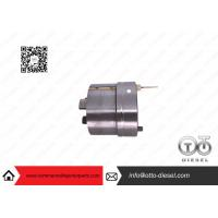 Actuator Delphi Injector Parts 7206-0379 FM420 common rail solenoid valve with slotted Manufactures