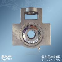 China Stainless Steel 3 / 4 Inch Pillow Block Bearing For Mine Machinery SSUCT204-12 on sale
