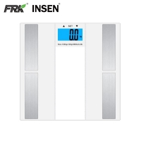 China 396LBS Household Electronic Body Fat Analyser Scale on sale