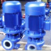 GBF Vertical fluorine plastic lined centrifugal pump corrosion resistant pump Manufactures
