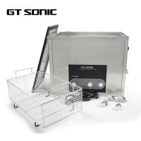 Industrial Parts Ultrasonic Cleaner Time Setting 28 / 40kHz CE ROHS Certificated Manufactures