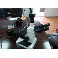 4XC Inverted Metallographic Microscope Trinocular Microscope + Optional Parts Manufactures