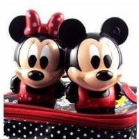 C268 Mickey Mouse Mobile Phone Dual SIM Standby Quad-band Cell Phone with FM and Bluetooth 2pcs Manufactures
