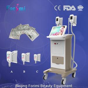 Freezing Fat Cool Liposuction Cryolipolysis Beauty Salon Machine Manufactures