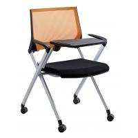 China Convenient Office Training Chairs With Tables Split Back Most Comfortable on sale