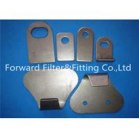 China Aluminum / Galvanized Steel Metal Casting Products Sheet Metal Stamping Parts wholesale