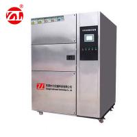 3 - Slot Hot And Cold Impact Testing Machine With Dual Cooling System Manufactures