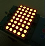 Environmental 8x5 Dot Matrix Led Display , LED Message Display Manufactures