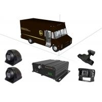 4 Channel HD MDVR  For Realtime Remote Monitor ,  Mobile DVR Recorder Manufactures