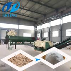 China High efficient potato starch processing line machinery potato processing machine on sale