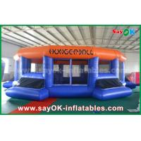 PVC Inflatable Sports Games Street Panna Soccer Football Bubble Ball Field Cage Manufactures